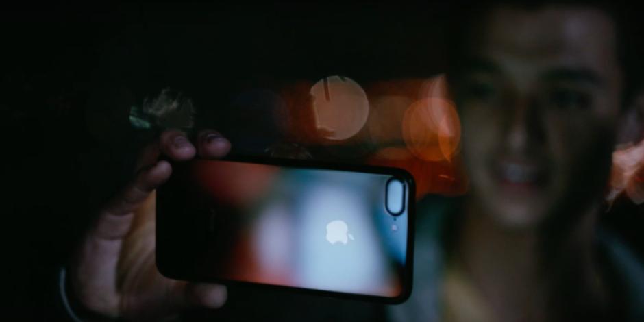 Apple'ın iPhone 7 için hazırladığı reklam