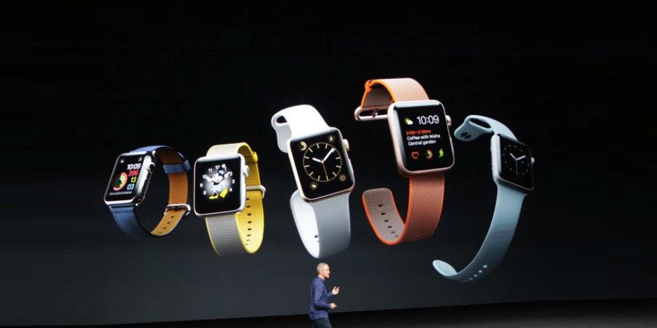 Yeni Apple Watch 2'nin tüm özellikleri