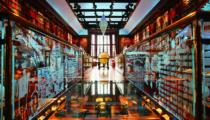 Birbirinden harika tasarıma sahip kişisel kütüphaneler