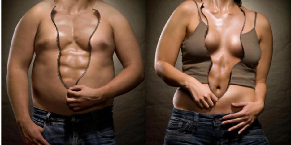 Kadınlara ve erkeklere göre mükemmel vücut nasıl görünüyor?