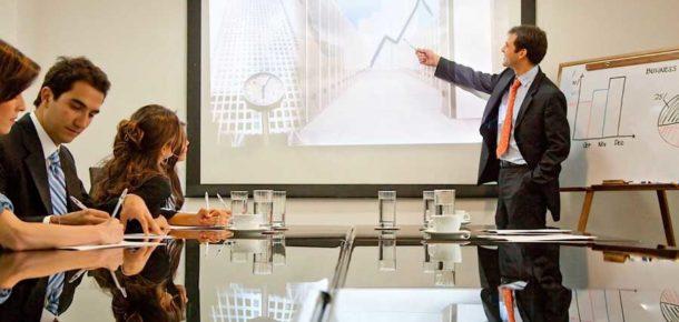 PowerPoint şablonu ile şık ve profesyonel sunumlar hazırlama tekniği
