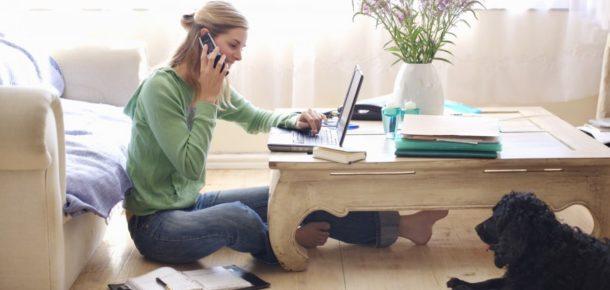 Evden çalışanların üretkenliğini artırabilmesi için 4 tavsiye