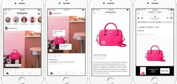 Instagram'a alışveriş yapma özelliği geliyor