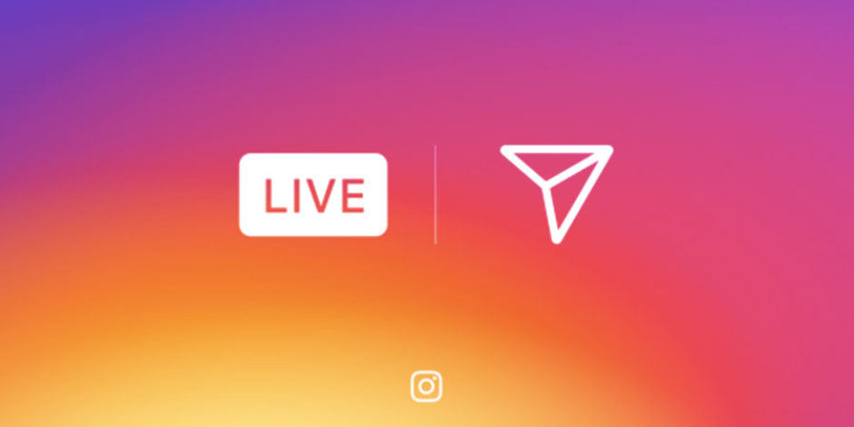 Instagram'a canlı yayın ve özel mesajlarda silinen fotoğraf paylaşma özelliği eklendi