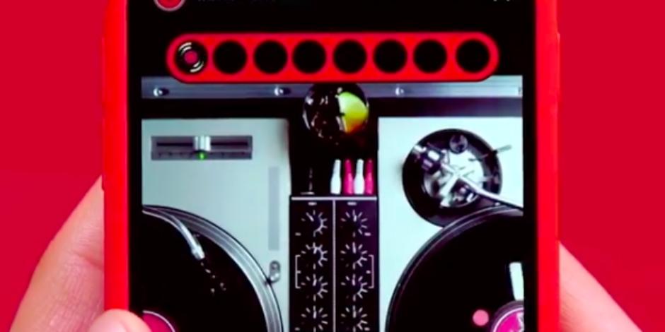 Instagram Hikayeler'i DJ set olarak kullanan efsane iş
