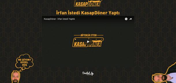 Kasap Döner'den paket inceleme videosuna yaratıcı cevap