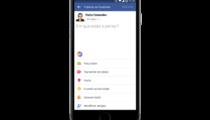 Facebook'tan yeni renkli durum güncellemeleri