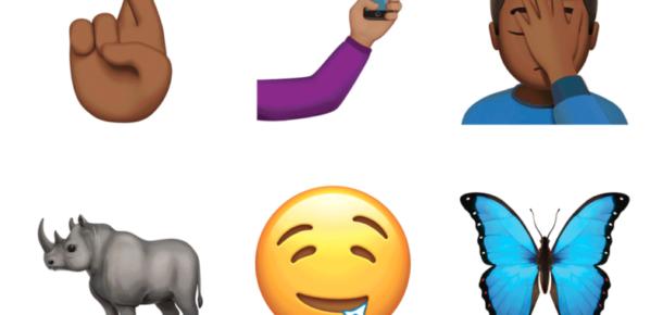 iOS 10.2 ile yeni emojiler geldi