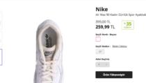Nadide bir sanat eseri: Adidas tabanlı Nike ayakkabı [Güncellendi]