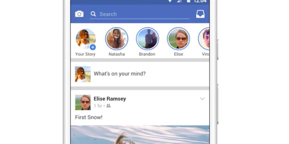 Facebook'un Snapchat hayranlığında son nokta: Facebook Hikayeler