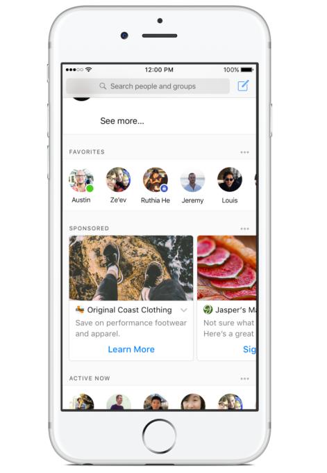 Instagram'a Messenger'a Tıkla Reklamları Geliyor 78