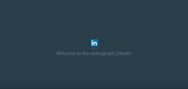 LinkedIn daha az kafa karıştırmak adına Facebook benzeri tasarımını yayına aldı