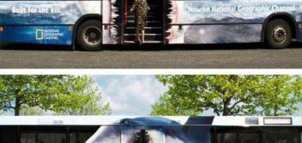 Bir daha bakacağınız 10 harika toplu ulaşım reklamı