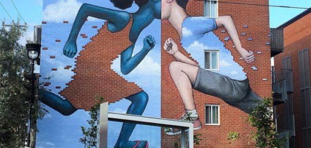Dünyanın dört bir yanında öne çıkan sokak sanatı işleri