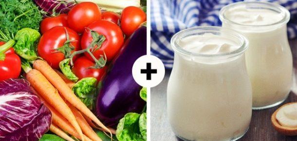 Beraber yendiğinde çok faydalı olan 20 yiyecek