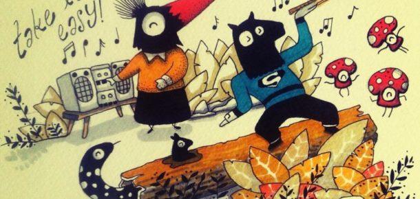 Çizimleriyle sizi bambaşka dünyalara taşıyacak 20 Türk illüstratör