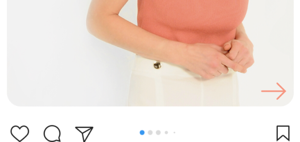 Instagram'ın carousel özelliğini kullanan ilk şirketlerden birisi Morhipo.com oldu