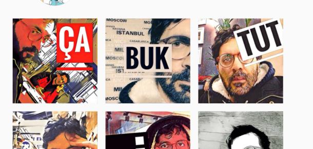 Instagram'da dikkat çeken bir hikaye anlatıcısı: Arash Akhravi Matin