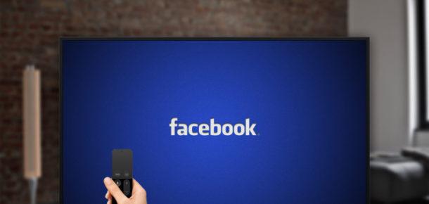 Facebook, video odağını artırarak kendi TV uygulamasını kuruyor