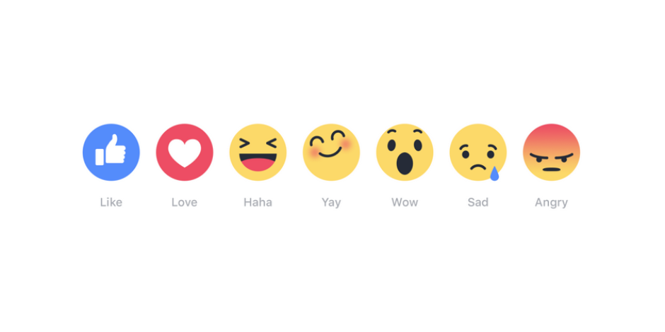 Facebook'da yorumlara da reaksiyon özelliği geldi