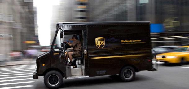 UPS, kargo araçlarına sola dönüşü yasaklayarak 37 milyon litre yakıt tasarrufu sağladı