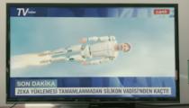 Yapı Kredi'den yeni reklam: Silikon Vadisi'nden kaçan robot insana karşı