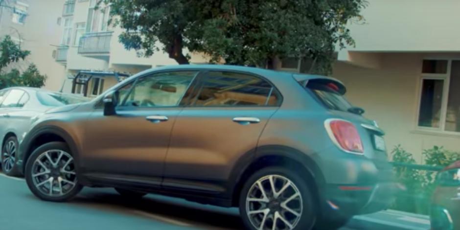 """Batesmotelpro'dan Fiat 500X için """"Park Yeri Buldum"""" videosu"""