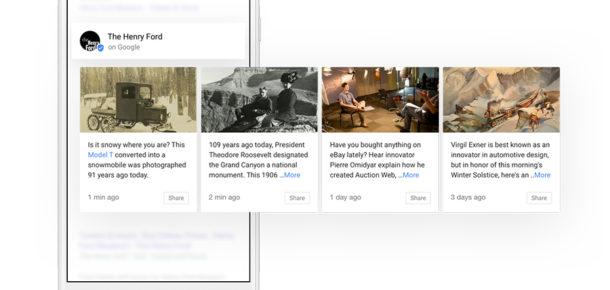 Google, yeni özelliği sayesinde ünlülerin hayranlarıyla arama sonuçlarıyla görüşme imkanı sağlıyor