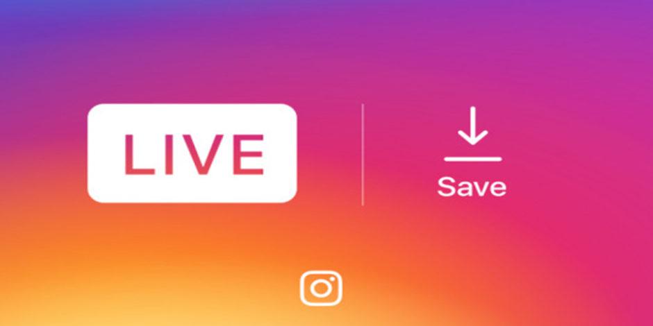 Instagram'ın canlı yayınlarını artık telefonlarınıza kayıt edebilirsiniz
