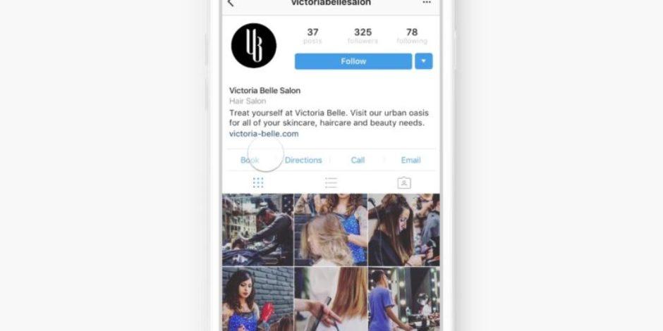 """Instagram işletmeler için """"randevu al"""" butonunu eklemeyi planlıyor"""
