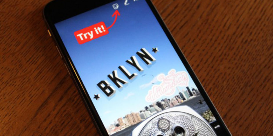 Snapchat'e saldırı devam ediyor! Instagram stories özelliğine yer çıkartmaları ekledi