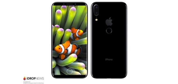 Yeni söylentilere göre iPhone 8 (ismi iPhone Edition olacakmış) Galaxy S8'e benziyor