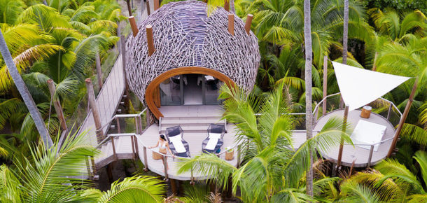 Dünyanın en iyi 10 sahil oteli