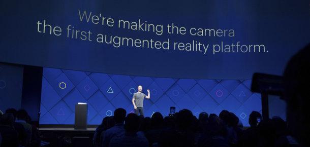 Facebook Snapchat'i yazılımcılarla yenmeyi planlıyor
