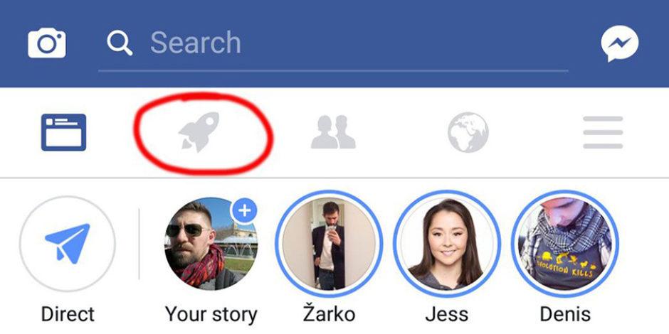 Facebook, yeni bir haber akışını test ediyor