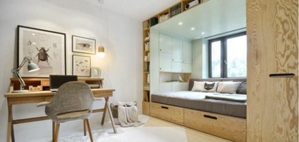 Sıkışık bir stüdyoyu samimi ve ferah bir daire haline getirmenin 17 yolu