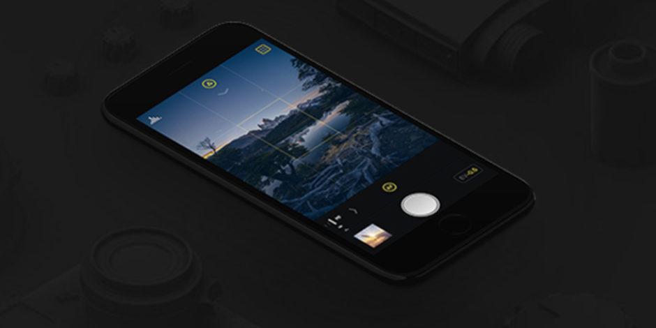 iOS cihazlar için üst düzey kamera uygulaması: Halide