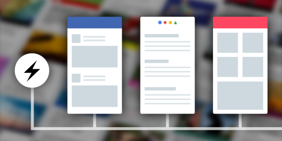 Facebook'un Instant Article platformundan Google AMP ve Apple News'a destek