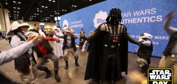 Markalar 4 Mayıs Star Wars Günü'nü kutluyor #StarWarsDay