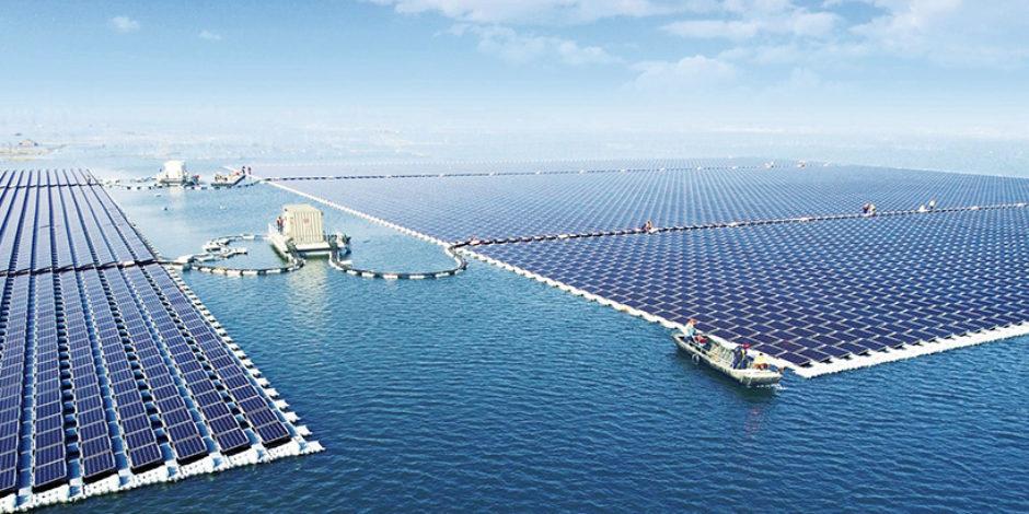 Dünyanın en büyük yüzen güneş enerjisi tesisi Çin'in Huainan şehrinde üretime başladı!