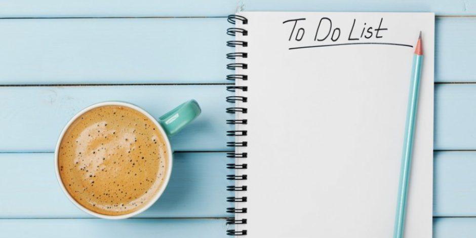 Üretkenlik için yapılacaklar listesi hazırlamaktan daha iyi bir yöntem
