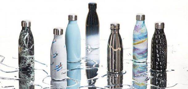 Su şişe firması, 100 Milyon dolarlık moda markasına dönüştü