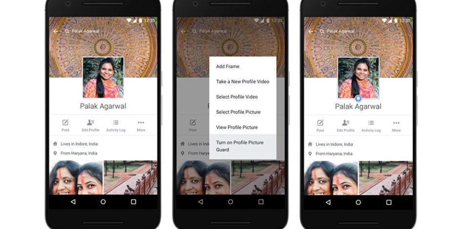 Facebook'tan profil koruması özelliği