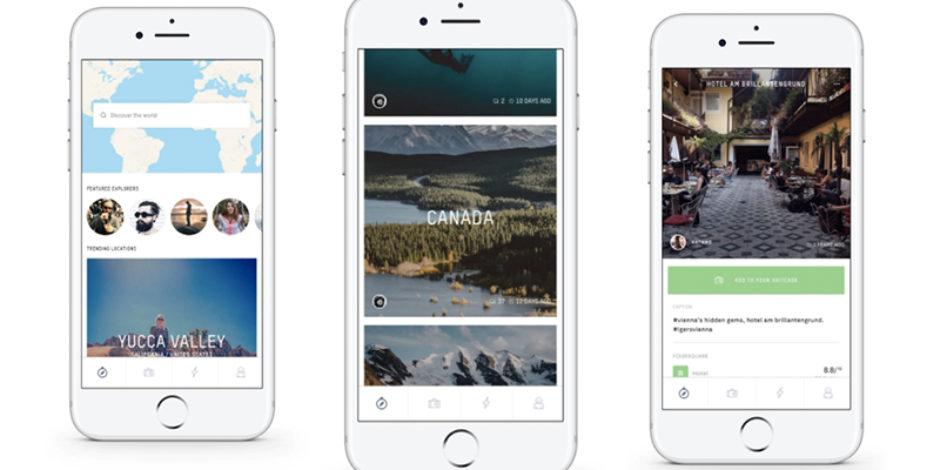 Yeni seyahat rehberi Sherpa, Instagram'ı kaynak olarak kullanıyor
