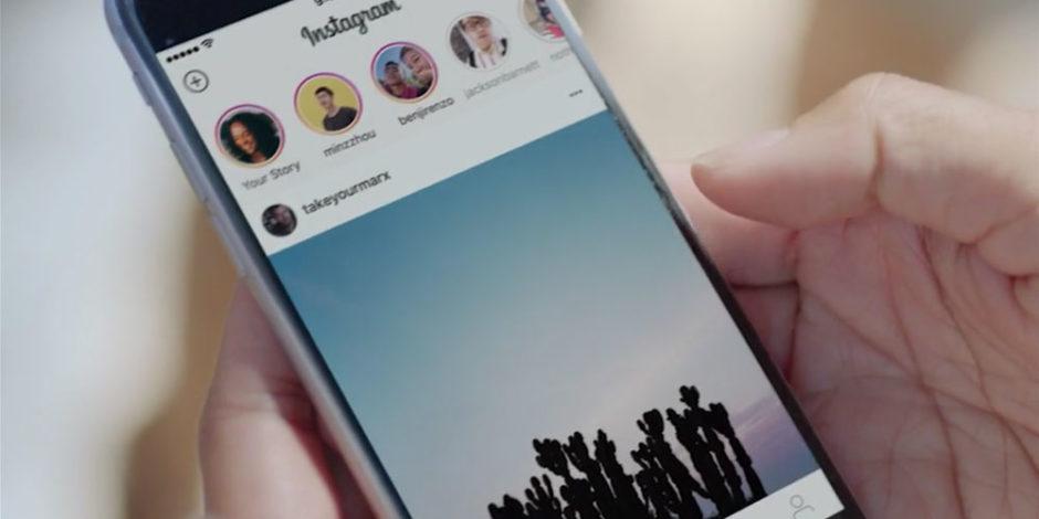 Instagram Stories, Snapchat'in peşini bırakmıyor