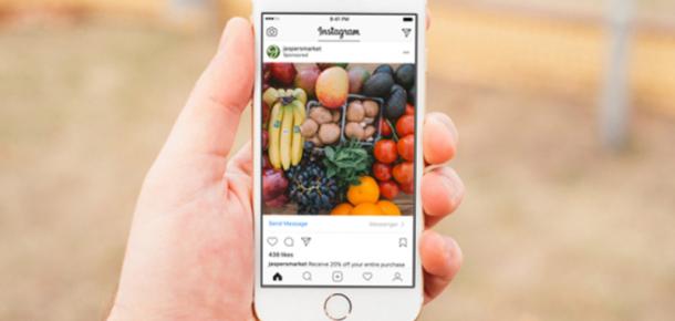 """Instagram'a """"Messenger'a tıkla"""" reklamları geliyor"""