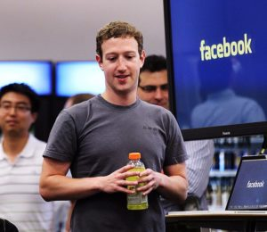 Mark Zuckerberg'in sıradan bir günü