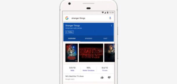 """Google, arama sonuçlarına """"takip et"""" butonu getiriyor"""