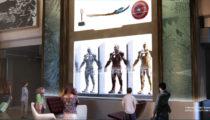 Disney, dünyanın ilk Marvel temalı otelini kuruyor