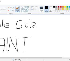 Güle güle Paint: Microsoft 32 yıl sonra Paint'i durdurma kararı aldı